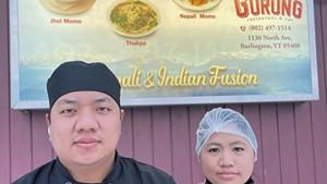 Daddy Gurung and Sita Monger of Gurung Restaurant & Bar