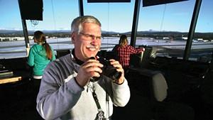 Ronald Bazman, Air Traffic Manager
