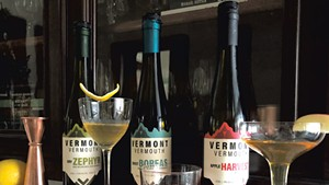 Cocktails made with Vermont Vermouth