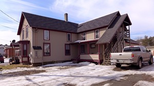 SAMPLE RENTAL PROPERTY  60 Railroad Street, Johnson, $198,000  Listed by Preferred Properties