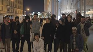 Base 12 artists outside the Whitney