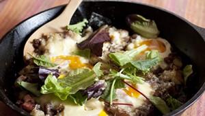 Rethinking the ham-and-egg breakfast