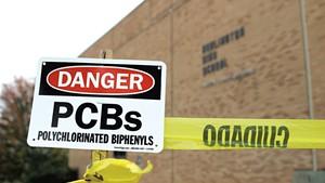 Warnings at Burlington High School