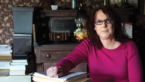 Stephanie Mattson spent almost two decades in men's correctional facilities in Vermont before she came out as a woman in 2016.