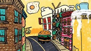 Exploring Brattleboro's Eateries