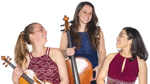 """With """"Empty Stages,"""" the Champlain Trio Illustrates Performance in a Pandemic"""