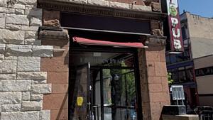 Site of the Skinny Pancake in Albany, N.Y.