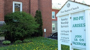 First Baptist Church in Burlington