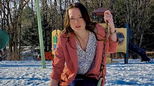 Isabel Pless, 'Too Big for the Playground, Too Small for the Big Leagues'