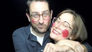 Nathan Hartswick and Natalie Miller