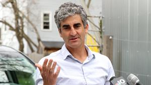 Mayor Miro Weinberger