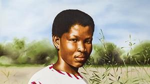 Art Review: Meleko Mokgosi, the Current, Stowe