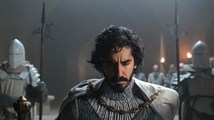 A KNIGHT'S TALE Patel plays Sir Gawain in Lowery's modern and mesmerizing take on the Arthurian legend.