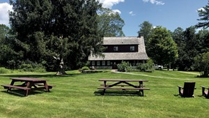 Robert Frost Stone House Museum in Shaftsbury