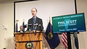 Health Commissioner Mark Levine