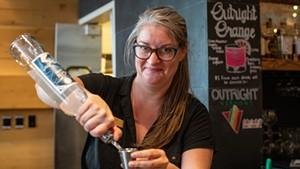 Kate Wise at Hotel Vermont's Juniper Bar & Restaurant
