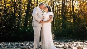 Wedding Announcement: Rebecca Tomaszewski and George Lowe