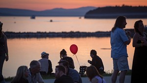 On the Waterfront: A Lakeside Guide to Fish, Fitness and Festivals