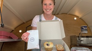 Kelsey Hatch of Polite Crunch Bakery