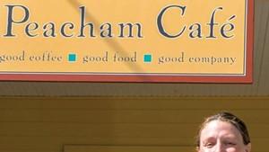 Crystal Lapierre Takes the Reins at Peacham Café