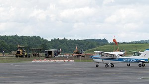 Northeast Kingdom International Airport