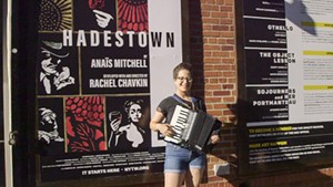 Meet the Vermonters in Anaïs Mitchell's Hadestown