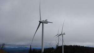 Kingdom Community Wind in Lowell