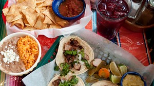 Real-Deal Mexican at Casa Aguilera Trading Co.