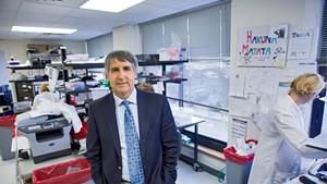 Michael Casarico at Burlington Labs