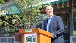 Lt. Gov. Phil Scott