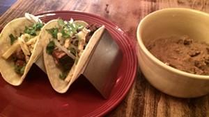 Dining on a Dime: $3 Tacos at La Puerta Negra