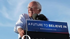 Sanders to Promote New Book in Burlington and Montpelier