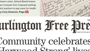 Media Note: Burlington Free Press Lays Off Four Staffers