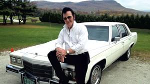 Vermont's roadside Elvis