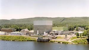 The Vermont Yankee plant