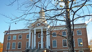 Woodruff Hall at Castleton University