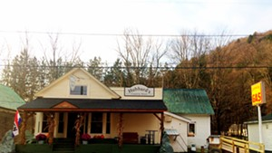 Hubbard's Country Store in Hancock