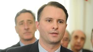 Chittenden County State's Attorney T.J. Donovan