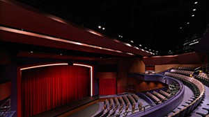 The Lewis Family Playhouse in Rancho Cucamonga is a model for the arts center being considered by South Burlington