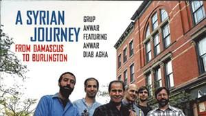 Grup Anwar, A Syrian Journey: From Damascus to Burlington