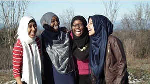 Muslim Girls Making Change [SIV471]