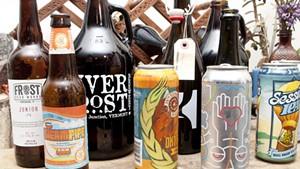 Vermont beer, circa 2016