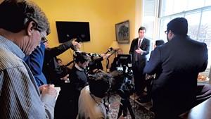 Full Disclosure: How Burlington Prog Tim Ashe Came to Power in the Vermont Senate
