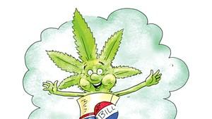 New Pot Plan: Legalization Lite