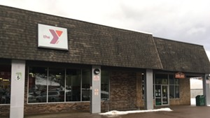 The Winooski branch of the YMCA