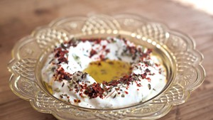 Labneh at Honey Road