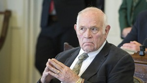 Sen. Dick Sears (D-Bennington)