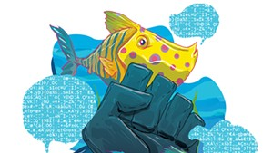 Gibberfish Aims to Protect Activists Online