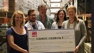 Vermont Foodbank staff