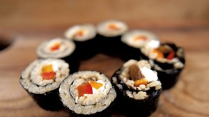 Vermont Sushi Factory Delivers Organic Maki